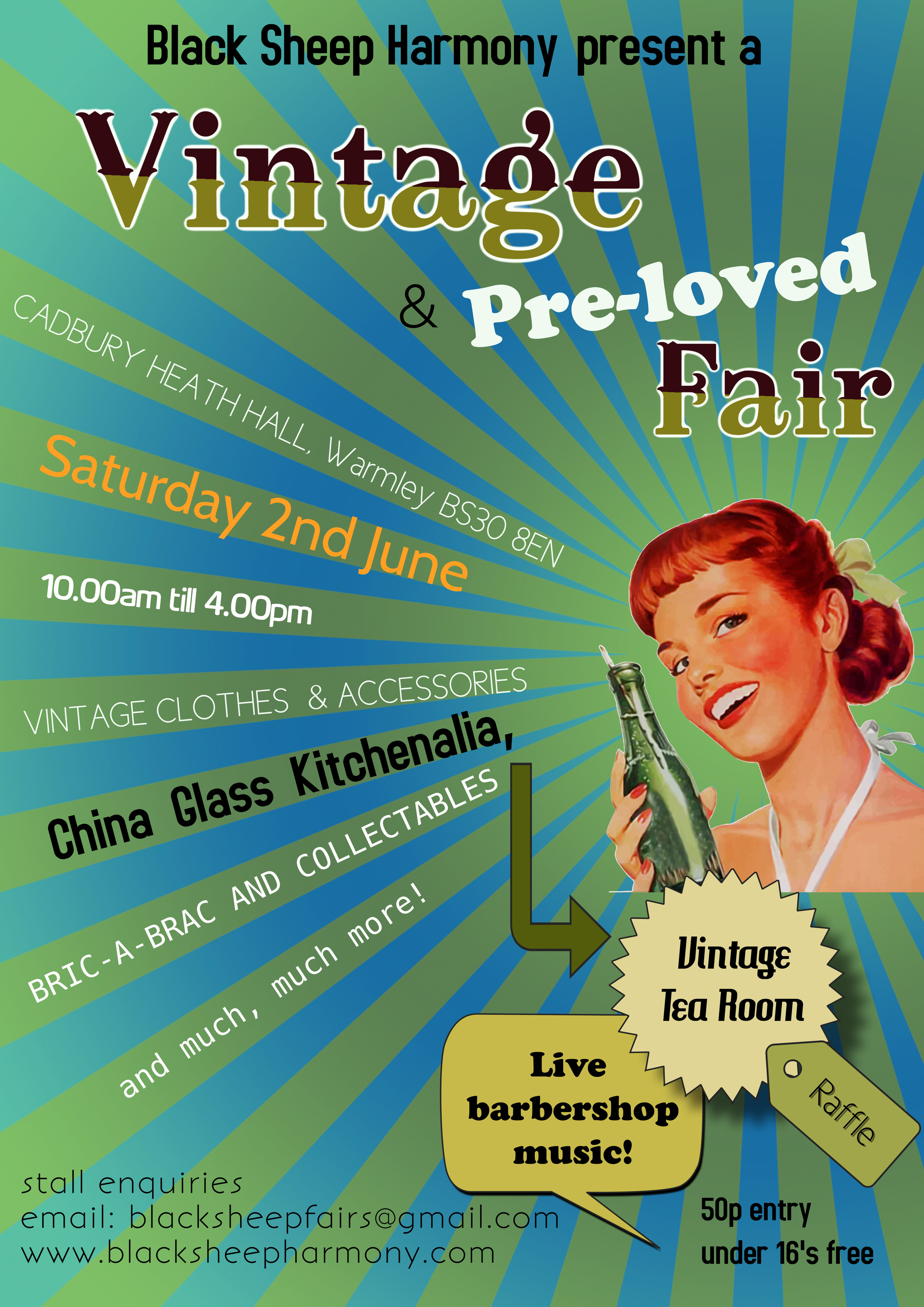 Vintage and Pre-loved Fair